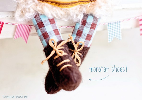 monster softie shoes
